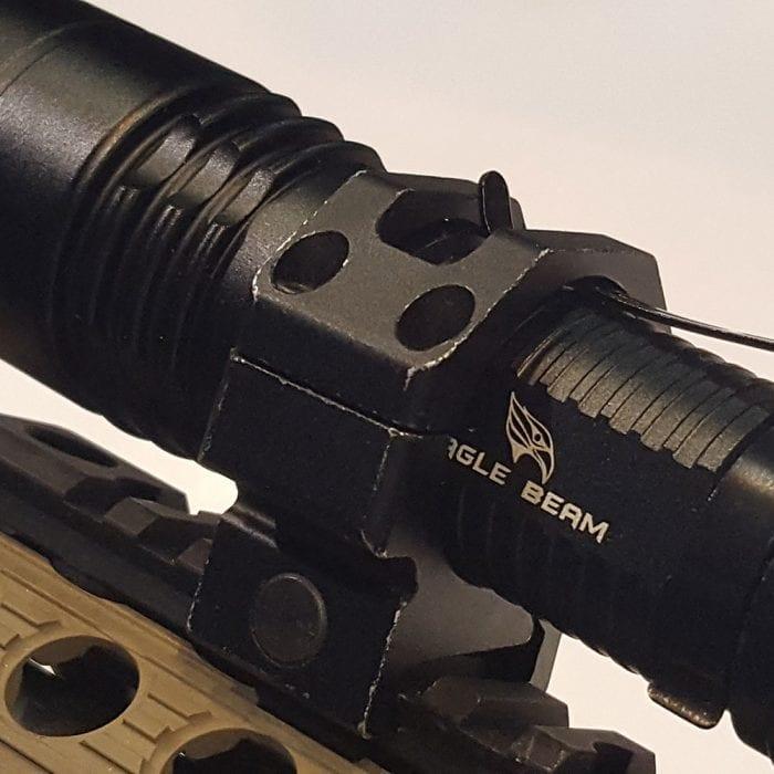 Flashlight Weapon Mount 09