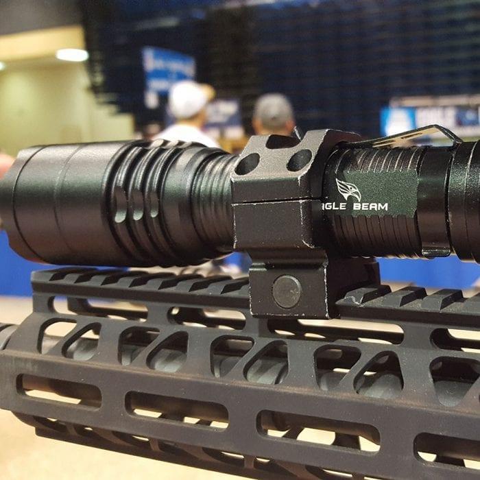 Flashlight Weapon Mount 10