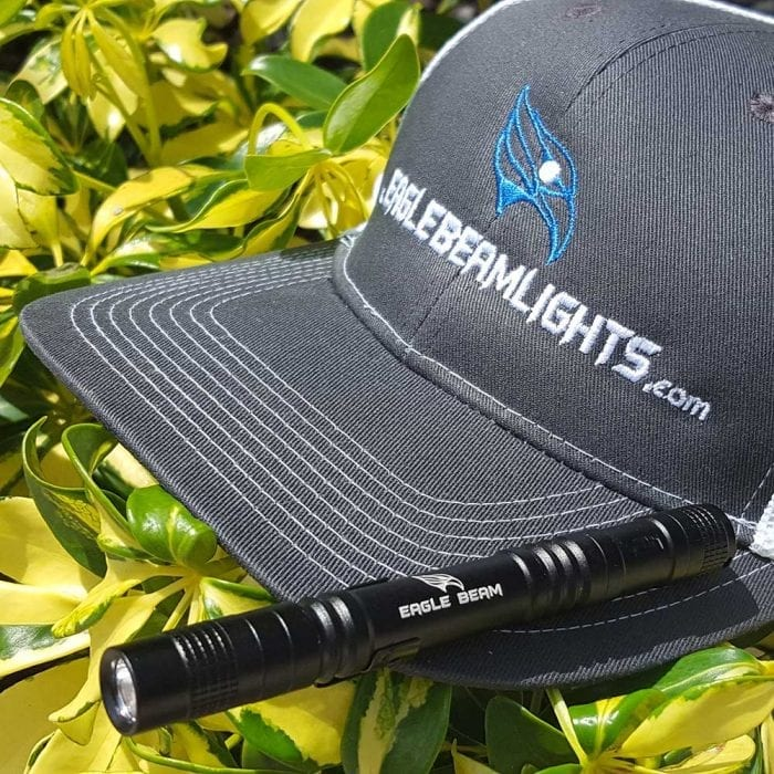 Hat LED Flashlight Clip 05
