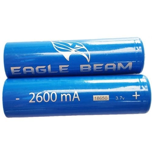 2600mAh Lithium Ion Battery